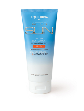 EQUILIBRIA After Sun Lotion, 200ml